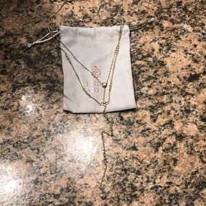 Kendra Scott Y Coby Necklace